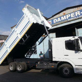 Kamyonet_damper